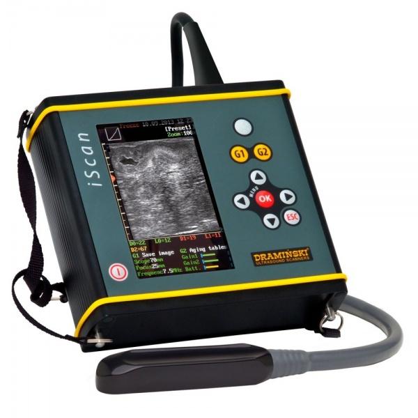 УЗИ-сканер Draminski iScan  продажа по ценам от завода