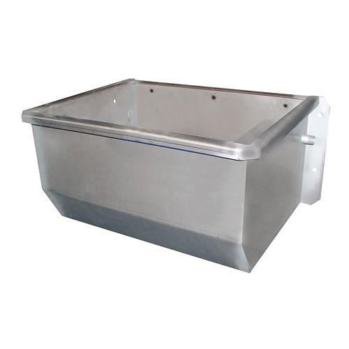Водопойное корыто из высококачественной стали kerbl