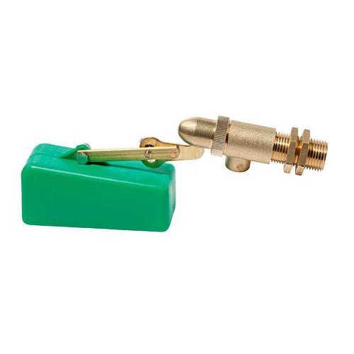 Поплавковый клапан высокого давления kerbl