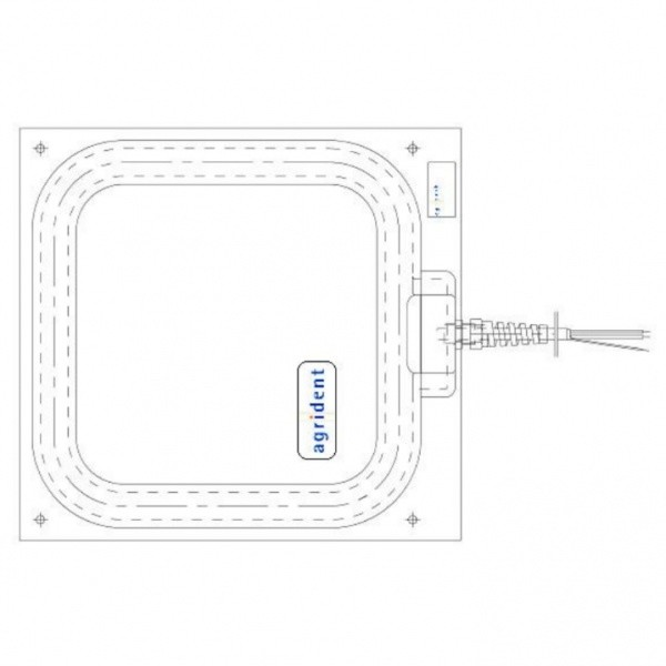 Панельная антенна APA206 для ASR550, 50x60 см