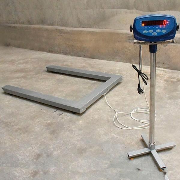 Весы паллетные Элефант от 600 до 5000 кг