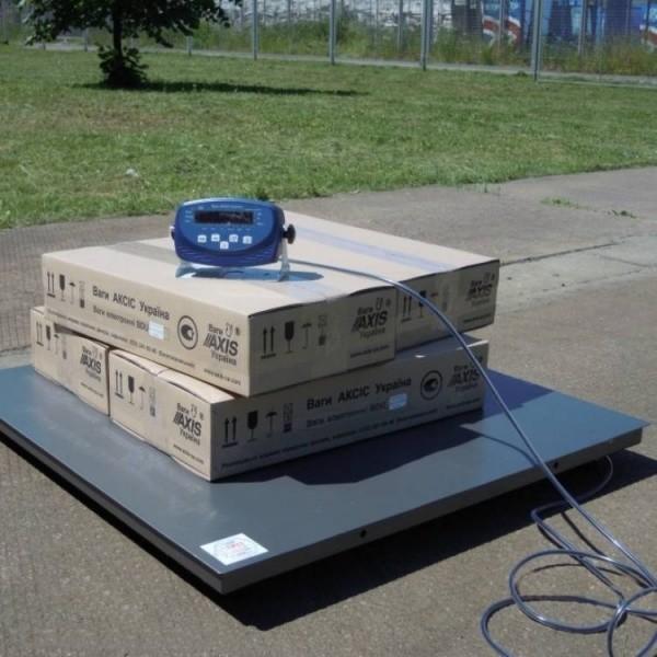 Весы платформенные  Элефант 5000