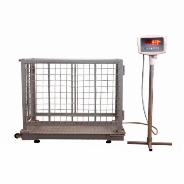 Весы Элефант для взрослых животных (КРС) от 600 до 3000 кг