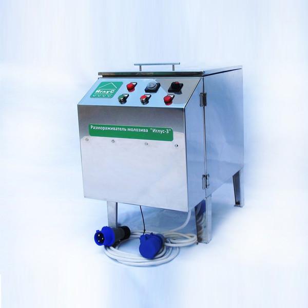 Размораживатель молозива РМ-3
