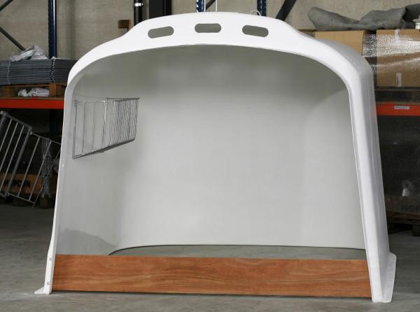 Решетка для сена для домиков XL-5/XL-10