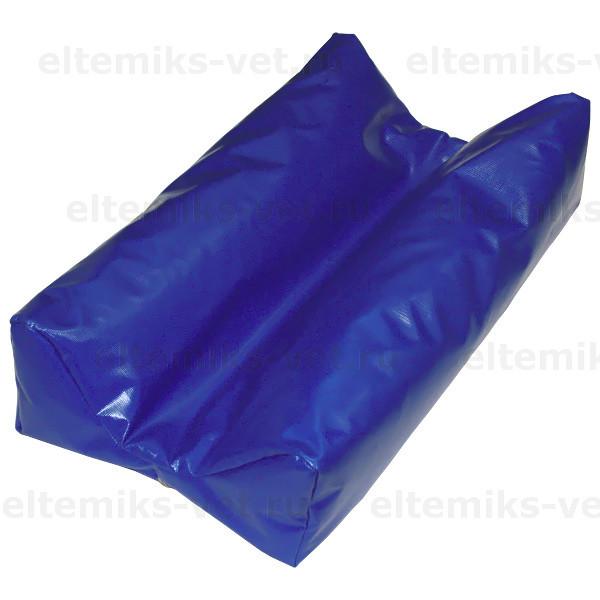 М-образная подушка для фиксации животных