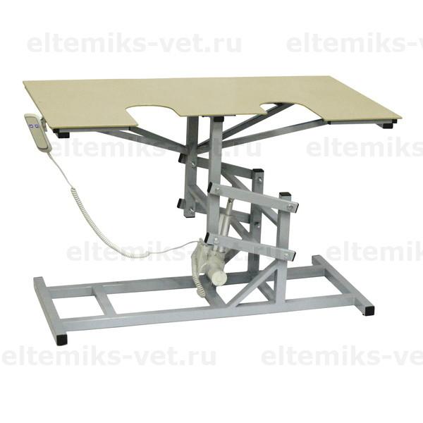 Стол ветеринарный универсальный СВУ-19 для УЗИ и эхо-процедур