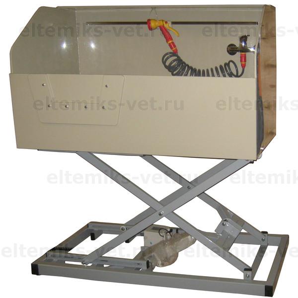 Ванна для мытья животных VETBOT с электроприводом