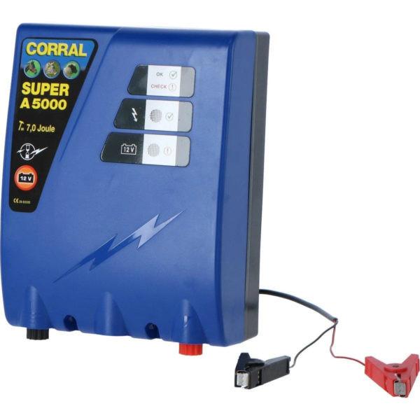 Генератор Corral Super A 5000 (12В, до 150 км)