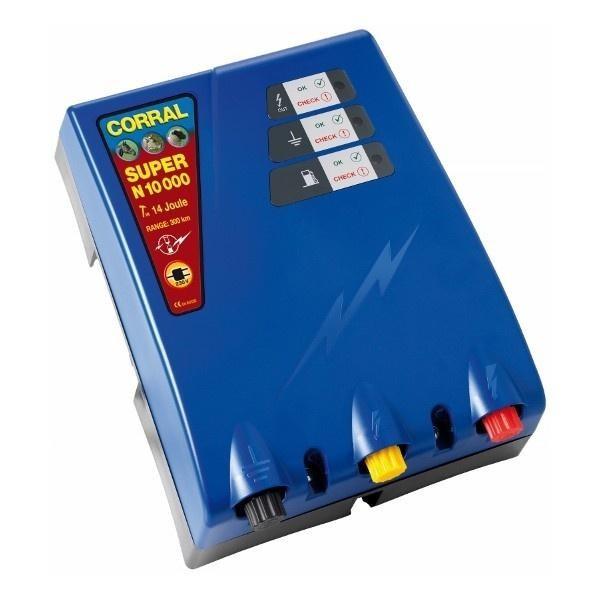 Генератор Corral Super N10000 (230В, до 300 км)