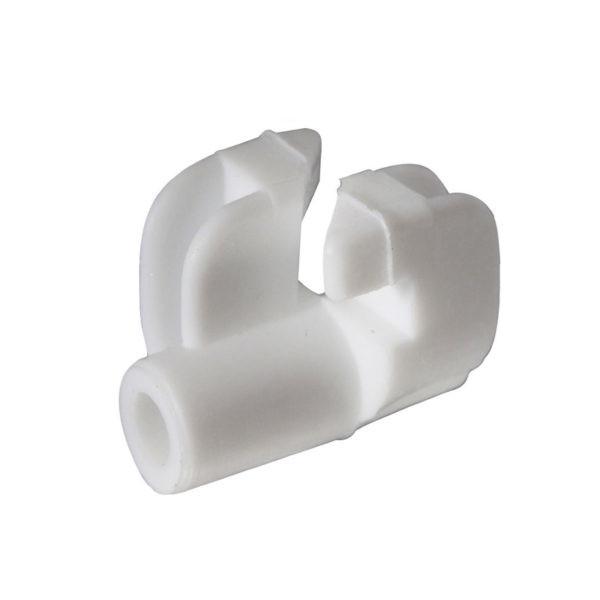 Изолятор пластиковый с высоким уровнем защиты от УФ и низких температур (100 шт./уп.)